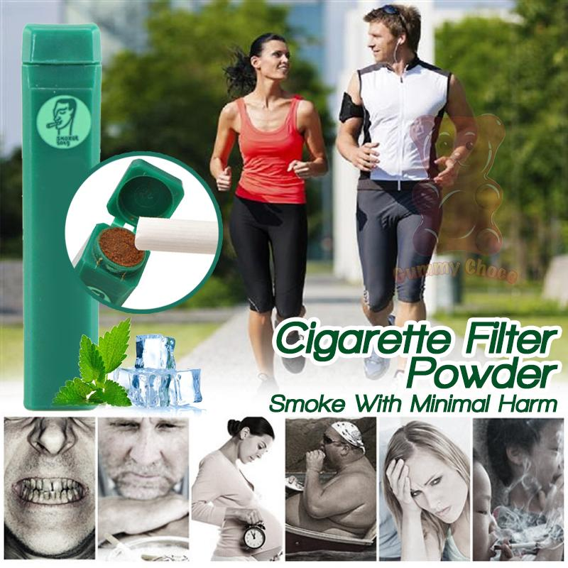Cigarette Filter Powder