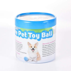 Interactive Pet Ball