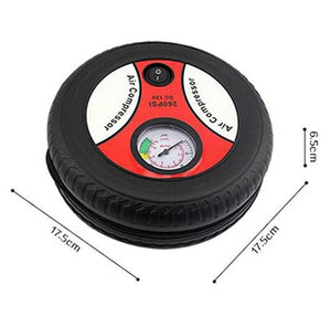Portable Electric Tire Pump