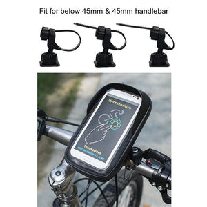 Waterproof Bike Phone Pouch