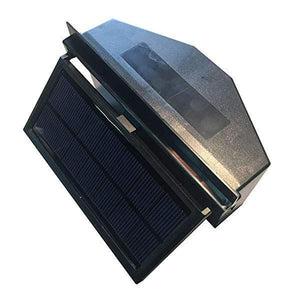 Solar Car Exhaust Cooler