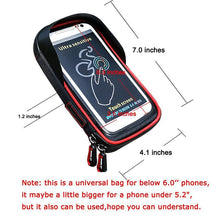 Load image into Gallery viewer, Waterproof Bike Phone Pouch