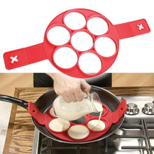 Load image into Gallery viewer, Silicone Pancake Molder