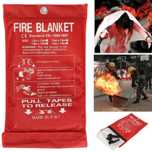 Load image into Gallery viewer, Fireproof Emergency Blanket