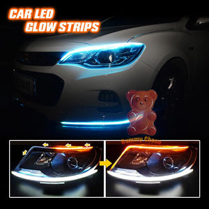 Car LED Glow Strips