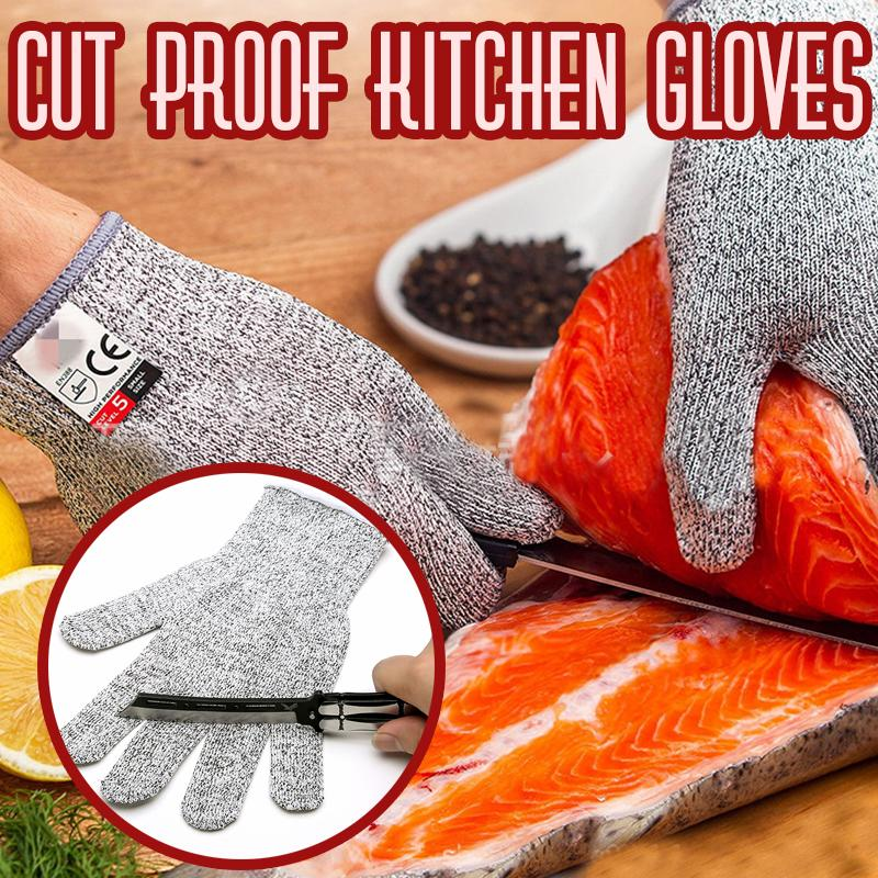 Cut Proof Kitchen Gloves