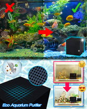 Load image into Gallery viewer, Eco-Friendly Aquarium Purifier