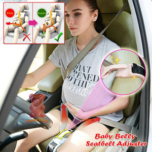 Baby Belly Seatbelt Adjuster