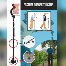 Load image into Gallery viewer, Posture Corrector Cane