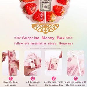 Cake Money Dispenser
