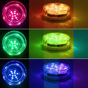 Waterproof LED Accent Lights