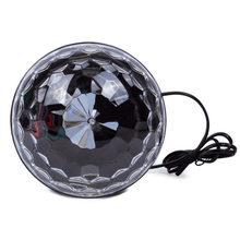 Load image into Gallery viewer, MP3 LED Disco Light