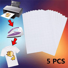 Load image into Gallery viewer, Fabric Printable Paper