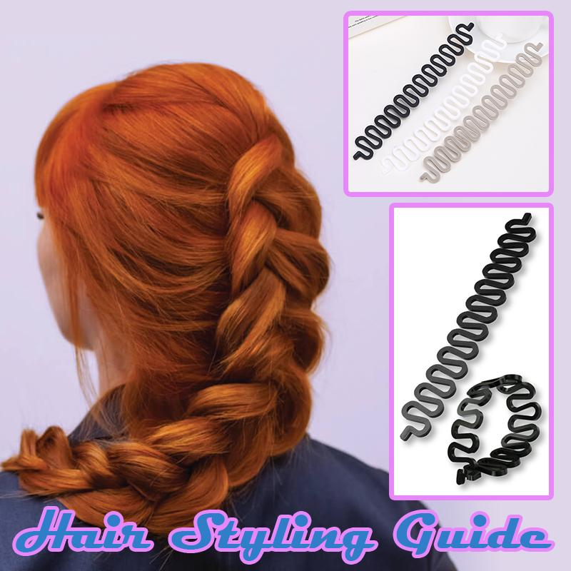 Hair Styling Guide-3 PCS