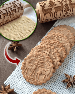 Holiday Cookie Roller