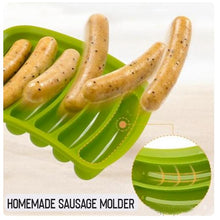 Load image into Gallery viewer, Homemade Sausage Molder