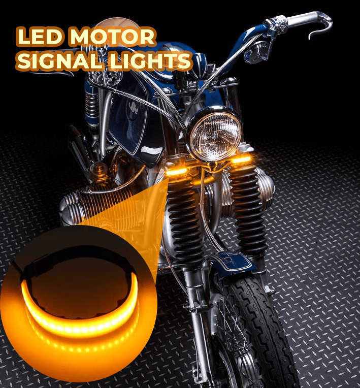 LED Motor Signal Lights