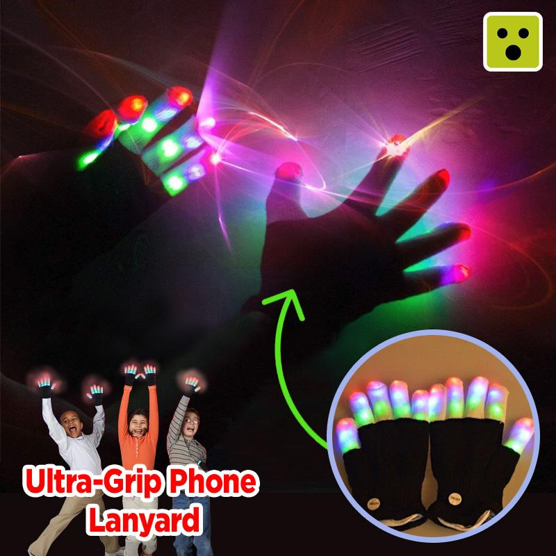 LED Party Gloves