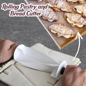 Rolling Pastry and Bread Cutter