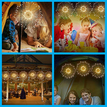 Load image into Gallery viewer, 3 Pack LED Fireworks