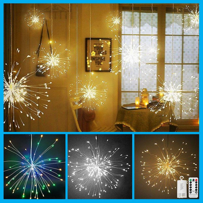3 Pack LED Fireworks