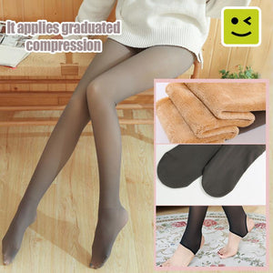 Sheer Winter Pantyhose