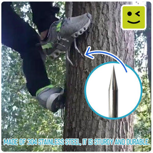 Tree Climbing Stepper Tool