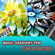 Load image into Gallery viewer, Magic Gradient Pens