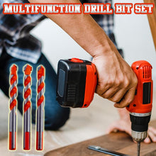 Load image into Gallery viewer, Multifunction Drill Bit Set