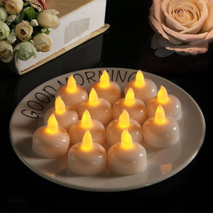 Water Sensor LED Flame Candle