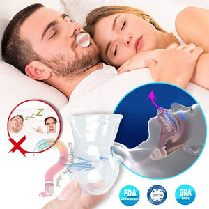 Silicone Anti Snoring Mouthpiece