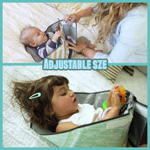 Load image into Gallery viewer, Portable Baby Wrap Diaper Pad