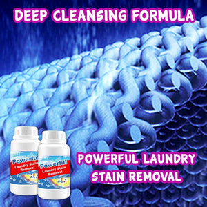 Powerful Laundry Stain Removal