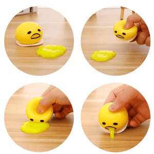 Squeezy Egg Anti Stress Toy