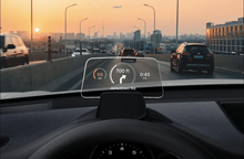 Load image into Gallery viewer, Head Up Car Map Display