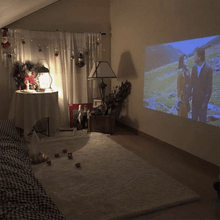 Load image into Gallery viewer, Portable Mini HD Projector