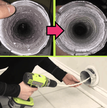 Load image into Gallery viewer, Flexible Pipe Cleaning Brush