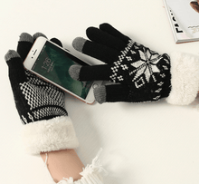 Load image into Gallery viewer, Cozy Touch Sensitive Mittens