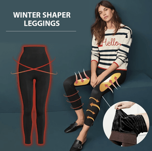 High Waist Elastic Leggings