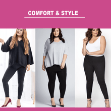 Load image into Gallery viewer, Plus Sized Winter Leggings