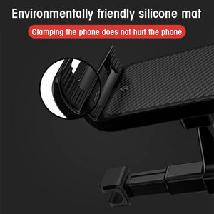 360° Car Headrest Phone Holder