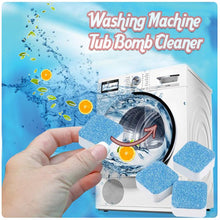 Load image into Gallery viewer, Washing Machine Tub Bomb Cleaner