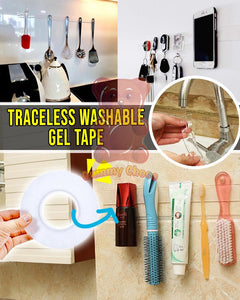 Traceless Washable Gel Tape