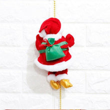 Load image into Gallery viewer, Adorable Climbing Santa