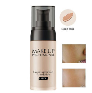 Skin Color Adjusting Foundation