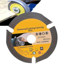 Load image into Gallery viewer, Powerful Wood Grinder Disc