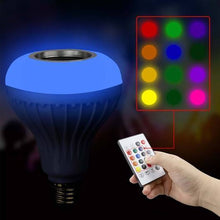Load image into Gallery viewer, Bluetooth Speaker Bulb