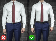 Load image into Gallery viewer, Tucked Shirt Stay Belt