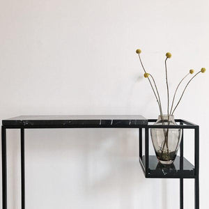 Hop Marble Console Table - Luxury Marble Furniture