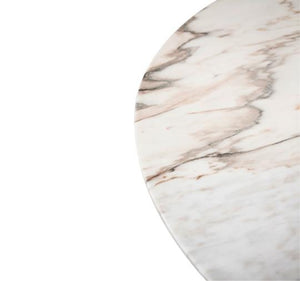 Agra Marble Dining Table - Luxury Marble Furniture